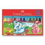 Faber Castell Redline Karton Kutu Pastel Boya 12 Renk