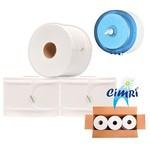 Rulopak Cimri İçten Çekmeli Tuvalet Kağıdı 6 Adet 1 Koli Model R-2604