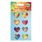 Crea Tiket Creatiket 1068 Işıklı Kalpler Sticker