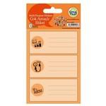 Crea Tiket CreaTiket 1057 Çok Amaçlı Etiket Sticker