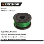 Black & Decker A6482 Gl7033, Gl8033, Gl9035 Için Yedek Misina