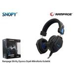 Snopy Rampage Sn-r4 Oyuncu Mikrofonlu Kulaklık