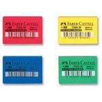 Faber Castell 7098-36 Pvc-free Renkli Silgi