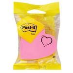 Post-It 3m Not Kağıdı Kalp Şeklinde 225 Yaprak (2007h)