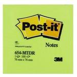 Post-It 3m Not Kağıdı 76 X 76 Mm 100 Yaprak Yeşil (654mtdr)