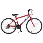 Tunca ATS-510 Atlas 24 Jant 21 Vites Bisiklet - Kırmızı