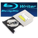 Panasonic Pns-uj260 Blu-ray Writer 12.7mm Slim 6x Sata (kutusuz)
