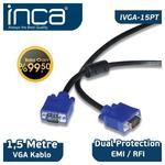 Inca Ivga-15pt Vga To Vga 1.5 Metre Kablo