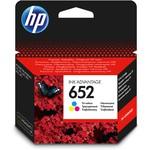 HP 652 Renkli Kartuş F6V24A