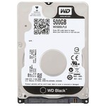 WD Black 500GB Notebook Performans Disk - WD5000LPLX