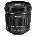 Canon Lens Ef-s 10-18mm F45-56 Is Stm