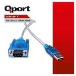 Q-Port Q-rs2321_5 Qport Q-rs2321.5 Usb 2.0 Dan Rs232 Portuna Ve Parelel Porta 1.5