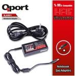Q-Port Qs-as01 Qport Qs-as01 Asus-44w 12v 3a 4.8*1.7 Asus Netbook Standart Adaptor