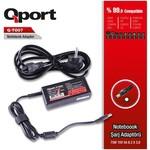 Q-Port Qs-to07 Qport Qs-to07 Toshiba-75w 15v 5a 6.3*3.0 Toshiba Notebook Standart