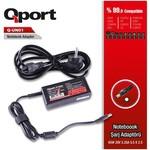 Q-Port 65W Evrensel Laptop Şarj Adaptörü - 5.5x2.5mm (QS-UN01)