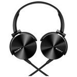 Sony Mikrofonlu Kulaküstü Kulaklık Mdrx450apb Siya