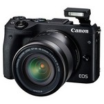 Canon Eos M3 Ef-m 18-55mm 3,5-5,6 Is Stm
