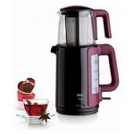 Fakir Harvest Tea Çay Makinesi - Siyah