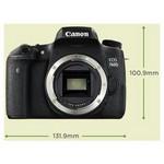 Canon 760d Dslr Body