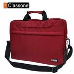 """Classone TL2562 15.6"""" Toploading Serisi Notebook Çantası Kırmız"""