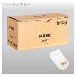 Frisby Fnw-rj4519n Frısby Fnw-rj4519n Rj45 100lu Paket Utp Konnektor