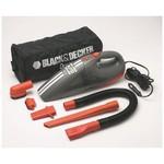 Black & Decker Acv1205 12v/12.5watt Araç Süpürgesi