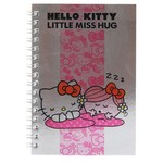Keskin Color Hello Kitty Mr.men Little A6 80 Yaprak Metalize Bloknot
