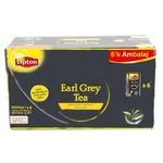 Lipton Earl Grey Siyah Çay Bergamot Aromalı 1000 G 6 Adet