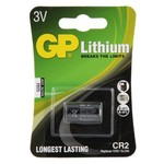 GP Pil 3v Lithium Model Cr2