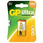 GP Ultra Alkaline Pil 9v Tekli