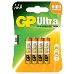 GP Ultra Alkalin Aaa Pil 4 Adet