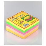 Bigpoint Yapışkanlı Not Kağıdı 75 X 75 Mm Neon 400 Yaprak (bp815)
