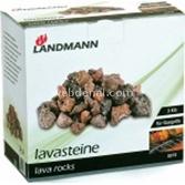 Landmann 273 Lava Taşı 3Kg