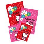Hello Kitty A4 Çizgili Okul Defteri 96 Yaprak