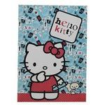 Hello Kitty A4 Kareli Okul Defteri 96 Yaprak
