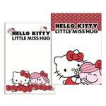 Keskin Color Hello Kitty A4 PP Kapak 40 Yaprak Kareli Dikişli Defter