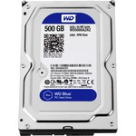 WD Blue 500GB Hard Disk (WD5000AZRZ)