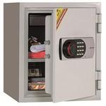 Eurosafe Elektronik Şifreli Kasa Yangına Dayanıklı Model 125en