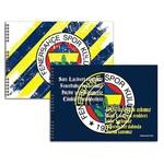 Keskin Color Fenerbahçe 35 X 50 Cm Resim Defteri 15 Yaprak