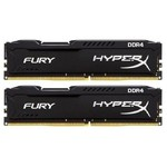 Kingston HyperX Fury 2x8GB Bellek - HX424C15FBK2/16