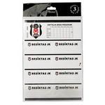 Keskin Color Beşiktaş Ders Programı 3'lü Etiket