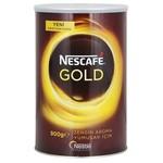 Nescafe Gold Kahve Teneke 900 G