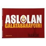 Keskin Color Resim Defteri Galatasaray 25x35 Cm 15 Yaprak
