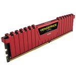 Corsair Vengeance LPX Red 2x8GB RAM - CMK16GX4M2B3000C15R