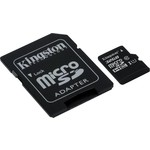 Kingston 32GB Class 10 UHS-I microSDXC Kart (SDC10G2-32GB)