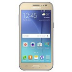 Samsung Galaxy J2 Cep Telefonu - Altın (J200)
