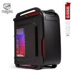Nagas G666 750w 80+Bronze Gaming Kasa - Siyah