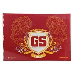Keskin Color 35 x 50 cm Galatasaray 15 Yaprak Resim Defteri