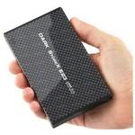 """Dark Dk-ac-dse23u3b 2.5""""inç Usb3.0 Tek Tuş Yedekleme Alüminyum Desenli Disk Kutusu"""