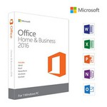 Microsoft Ms Office 2016 Home&business Tr.kutu T5d-02296